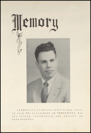 Page 7, 1956 Edition, Sperry High School - Bombardier Yearbook (Sperry, IA) online yearbook collection