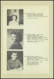 Page 13, 1951 Edition, Joice High School - Jo Hi Se An Yearbook (Joice, IA) online yearbook collection