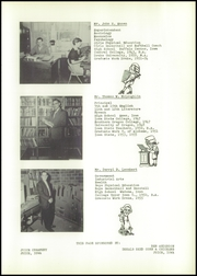 Page 11, 1955 Edition, Joice High School - Jo Hi Se An Yearbook (Joice, IA) online yearbook collection