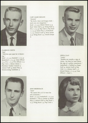 Page 11, 1958 Edition, Mechanicsville High School - Bullets Yearbook (Mechanicsville, IA) online yearbook collection