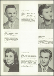 Page 12, 1958 Edition, Mechanicsville High School - Bullets Yearbook (Mechanicsville, IA) online yearbook collection
