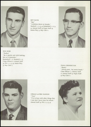 Page 13, 1958 Edition, Mechanicsville High School - Bullets Yearbook (Mechanicsville, IA) online yearbook collection