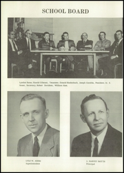 Page 6, 1958 Edition, Mechanicsville High School - Bullets Yearbook (Mechanicsville, IA) online yearbook collection