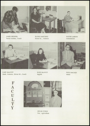 Page 7, 1958 Edition, Mechanicsville High School - Bullets Yearbook (Mechanicsville, IA) online yearbook collection