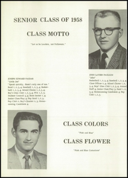 Page 8, 1958 Edition, Mechanicsville High School - Bullets Yearbook (Mechanicsville, IA) online yearbook collection