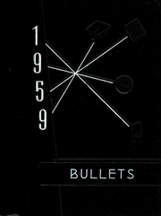 Page 1, 1959 Edition, Mechanicsville High School - Bullets Yearbook (Mechanicsville, IA) online yearbook collection