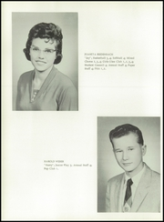 Page 10, 1959 Edition, Mechanicsville High School - Bullets Yearbook (Mechanicsville, IA) online yearbook collection