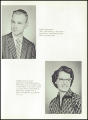 Page 11, 1959 Edition, Mechanicsville High School - Bullets Yearbook (Mechanicsville, IA) online yearbook collection