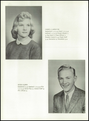 Page 12, 1959 Edition, Mechanicsville High School - Bullets Yearbook (Mechanicsville, IA) online yearbook collection
