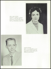 Page 13, 1959 Edition, Mechanicsville High School - Bullets Yearbook (Mechanicsville, IA) online yearbook collection