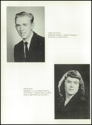 Page 14, 1959 Edition, Mechanicsville High School - Bullets Yearbook (Mechanicsville, IA) online yearbook collection