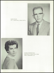 Page 15, 1959 Edition, Mechanicsville High School - Bullets Yearbook (Mechanicsville, IA) online yearbook collection