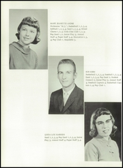 Page 16, 1959 Edition, Mechanicsville High School - Bullets Yearbook (Mechanicsville, IA) online yearbook collection