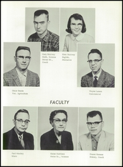 Page 7, 1959 Edition, Mechanicsville High School - Bullets Yearbook (Mechanicsville, IA) online yearbook collection