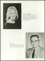 Page 8, 1959 Edition, Mechanicsville High School - Bullets Yearbook (Mechanicsville, IA) online yearbook collection