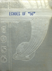 1956 Edition, Oakville High School - Echoes Yearbook (Oakville, IA)