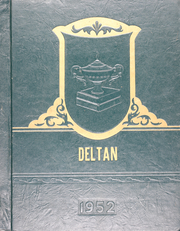 1952 Edition, Delta High School - Deltan Yearbook (Delta, IA)