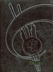 1958 Edition, Delta High School - Deltan Yearbook (Delta, IA)