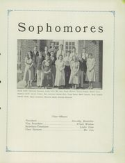 Lockridge High School - Golden L Yearbook (Lockridge, IA) online yearbook collection, 1936 Edition, Page 11