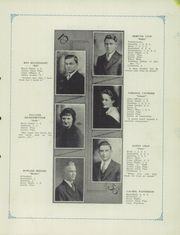 Lockridge High School - Golden L Yearbook (Lockridge, IA) online yearbook collection, 1936 Edition, Page 9