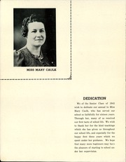 Page 6, 1941 Edition, Lockridge High School - Golden L Yearbook (Lockridge, IA) online yearbook collection