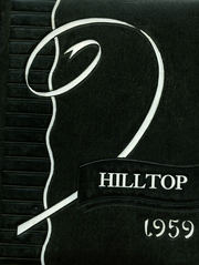 Searsboro High School - Hilltop Yearbook (Searsboro, IA) online yearbook collection, 1959 Edition, Page 1
