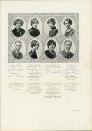 Page 15, 1927 Edition, Grant High School - Green and Gold Yearbook (Cedar Rapids, IA) online yearbook collection