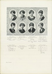 Page 16, 1927 Edition, Grant High School - Green and Gold Yearbook (Cedar Rapids, IA) online yearbook collection