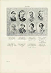 Page 8, 1927 Edition, Grant High School - Green and Gold Yearbook (Cedar Rapids, IA) online yearbook collection