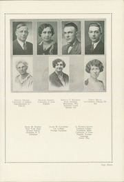 Page 17, 1929 Edition, Grant High School - Green and Gold Yearbook (Cedar Rapids, IA) online yearbook collection