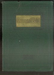 Page 1, 1931 Edition, Grant High School - Green and Gold Yearbook (Cedar Rapids, IA) online yearbook collection