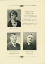 Page 11, 1931 Edition, Grant High School - Green and Gold Yearbook (Cedar Rapids, IA) online yearbook collection