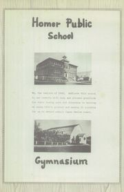 Page 5, 1949 Edition, Homer High School - Knights Yearbook (Homer, NE) online yearbook collection