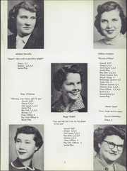 Page 13, 1954 Edition, Homer High School - Knights Yearbook (Homer, NE) online yearbook collection