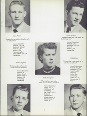 Page 15, 1954 Edition, Homer High School - Knights Yearbook (Homer, NE) online yearbook collection