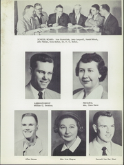 Page 7, 1954 Edition, Homer High School - Knights Yearbook (Homer, NE) online yearbook collection
