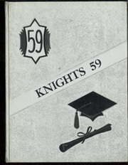 1959 Edition, Homer High School - Knights Yearbook (Homer, NE)