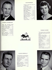 Page 11, 1960 Edition, Homer High School - Knights Yearbook (Homer, NE) online yearbook collection