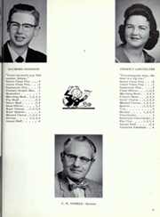Page 13, 1960 Edition, Homer High School - Knights Yearbook (Homer, NE) online yearbook collection