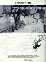 Page 8, 1960 Edition, Homer High School - Knights Yearbook (Homer, NE) online yearbook collection