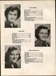 Page 10, 1952 Edition, Morley Consolidated High School - Tigers Yearbook (Morley, IA) online yearbook collection