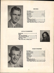 Page 11, 1952 Edition, Morley Consolidated High School - Tigers Yearbook (Morley, IA) online yearbook collection