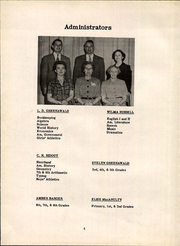 Page 8, 1952 Edition, Morley Consolidated High School - Tigers Yearbook (Morley, IA) online yearbook collection