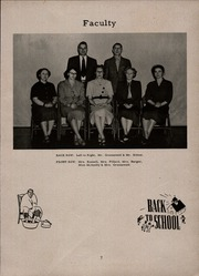 Page 13, 1953 Edition, Morley Consolidated High School - Tigers Yearbook (Morley, IA) online yearbook collection