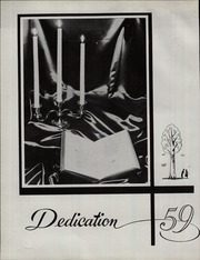 Page 6, 1959 Edition, Morley Consolidated High School - Tigers Yearbook (Morley, IA) online yearbook collection