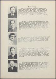 Page 13, 1952 Edition, Grand Meadow High School - Lark Yearbook (Pierson, IA) online yearbook collection