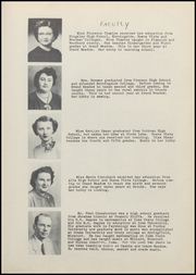 Page 15, 1952 Edition, Grand Meadow High School - Lark Yearbook (Pierson, IA) online yearbook collection