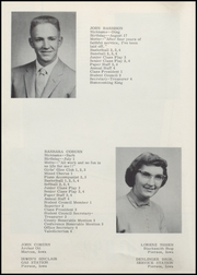 Page 14, 1958 Edition, Grand Meadow High School - Lark Yearbook (Pierson, IA) online yearbook collection