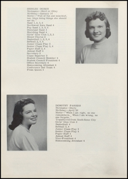 Page 16, 1958 Edition, Grand Meadow High School - Lark Yearbook (Pierson, IA) online yearbook collection