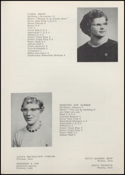 Page 17, 1958 Edition, Grand Meadow High School - Lark Yearbook (Pierson, IA) online yearbook collection